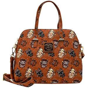 "Star Wars - Pop! Ewok 12"" Faux Leather Crossbody Bag"