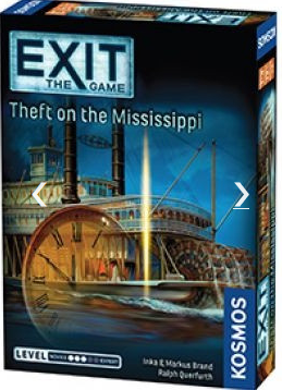 Exit the Game - Theft on the Mississippi