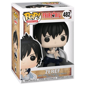 Fairy Tail - Zeref Pop! Vinyl Figure
