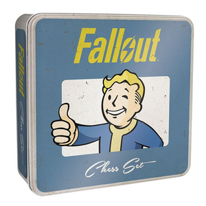 Fallout - Fallout Chess Set