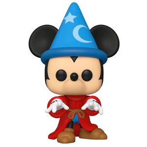 Fantasia 80th Anniversary - Sorcerer Mickey Pop! Vinyl Figure