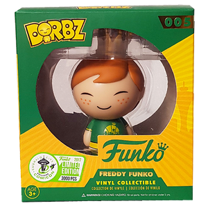 Funko - Freddy Funko (Seattle) ECCC 2017 Exclusive Dorbz