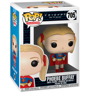 Friends - Phoebe Buffay as Supergirl Pop! Vinyl Figure