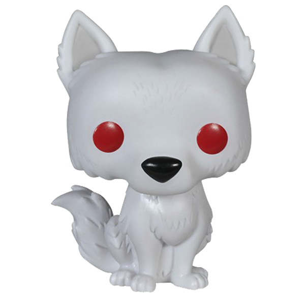 Game of Thrones - Ghost Pop! Vinyl Figure