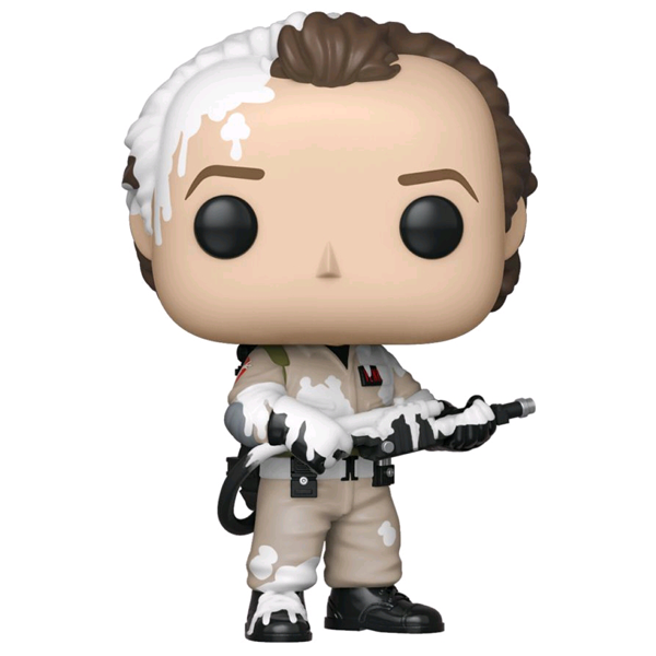 Ghostbusters - Dr. Peter Venkman Marshmallow Slimed US Exclusive Pop! Vinyl Figure