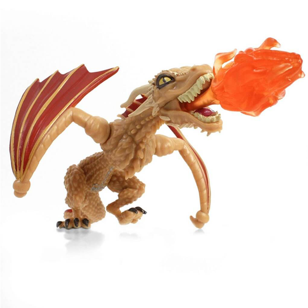 Game of Thrones - Viserion Action Vinyl