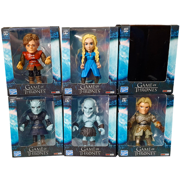 Game of Thrones - Action Vinyls - Window Box