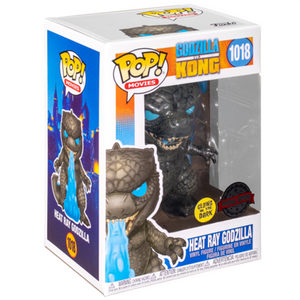 Godzilla vs Kong - Heat Ray Godzilla Glow US Exclusive Pop! Vinyl Figure