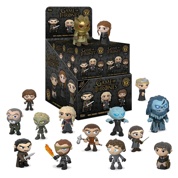 Game of Thrones - Mystery Minis Series 4 Hot Topic Exclusive