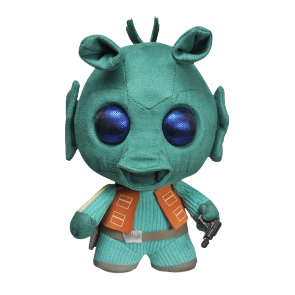 Star Wars Greedo Fabrikations Plush