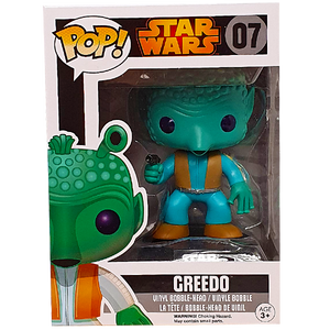 Star Wars - Greedo (Vault Edition) Pop! Vinyl Figure