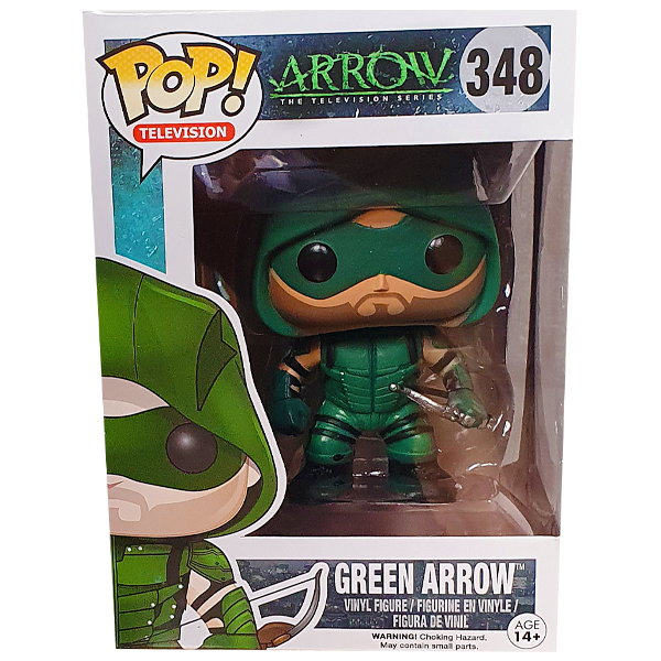 Arrow - The Green Arrow Pop! Vinyl Figure