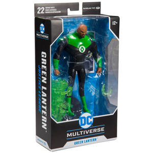 "Justice League The Animated Series - Green Lantern DC Multiverse 7"" Action Figure"