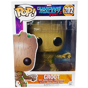 "Guardians of the Galaxy Vol.2 - Baby Groot 10"" US Exclusive Pop! Vinyl Figure"