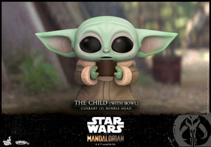 Star Wars The Mandalorian - The Child with Bowl Cosbaby