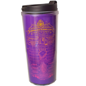 Harry Potter - Travel Mug Hogwarts Lettter