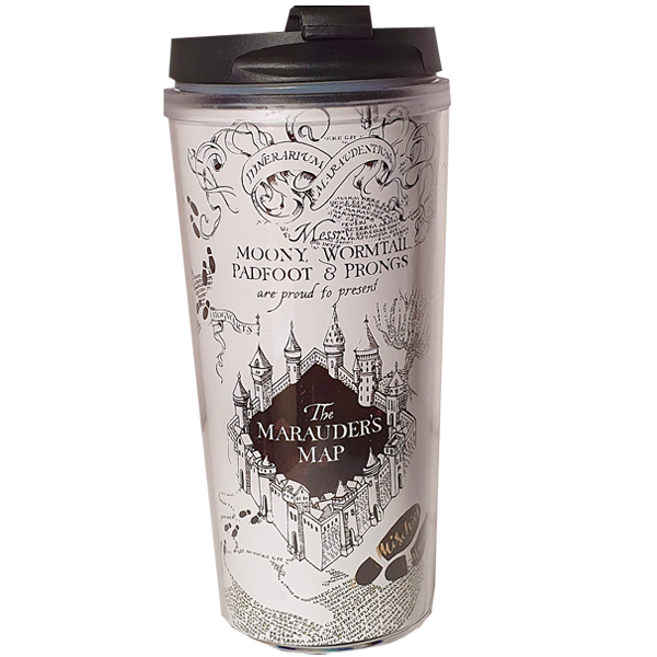 Harry Potter - Travel Mug The Marauder's Map