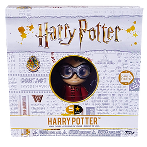 Harry Potter - Harry Potter (Quidditch) 5-Star Figure