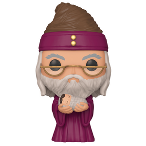 Harry Potter - Albus Dumbledore with Baby Harry Pop! Vinyl Figure