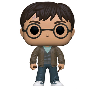 Harry Potter - Harry Potter with Two Wands US Exclusive Pop! Vinyl Figure