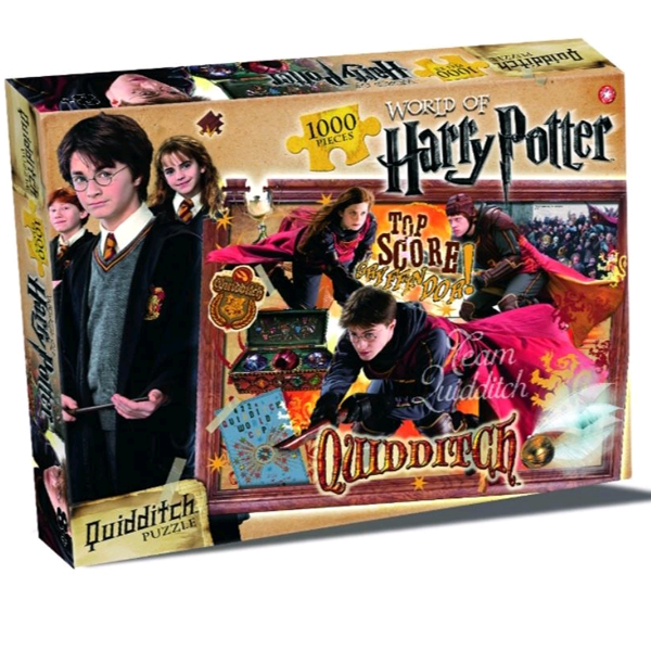 Harry Potter - Jigsaw Puzzle 1000 Pieces Quidditch