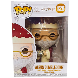 Harry Potter - Albus Dumbledore Holiday Pop! Vinyl Figure