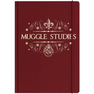 Harry Potter - Muggle Studies A5 Notebook