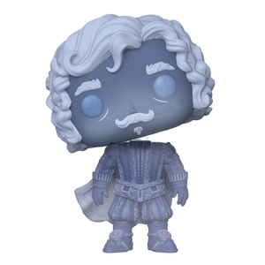 Harry Potter - Nearly Headless Nick Blue Translucent US Exclusive Pop! Vinyl Figure