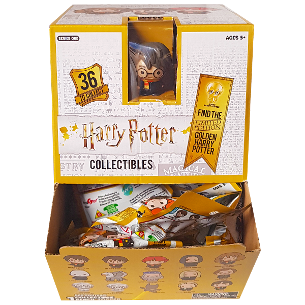 Harry Potter - Collectable Pencil Topper Blind Bag