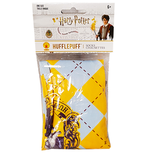 Harry Potter - Socks Chausettes Hufflepuff