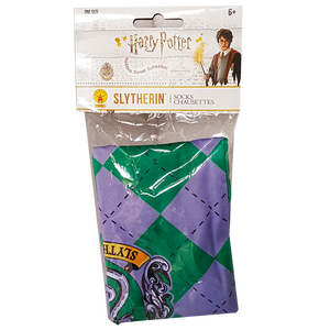 Harry Potter - Socks Chausettes Slytherin