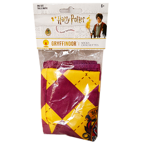 Harry Potter - Socks Chausettes Gryffindor