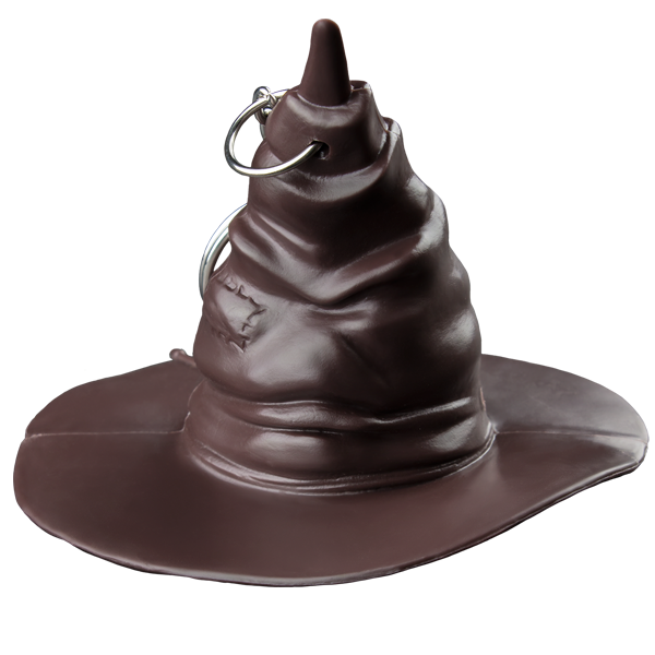 Harry Potter - Talking Sorting Hat Keychain