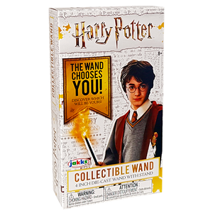 Harry Potter - Collectable Die Cast Wand Blind Box