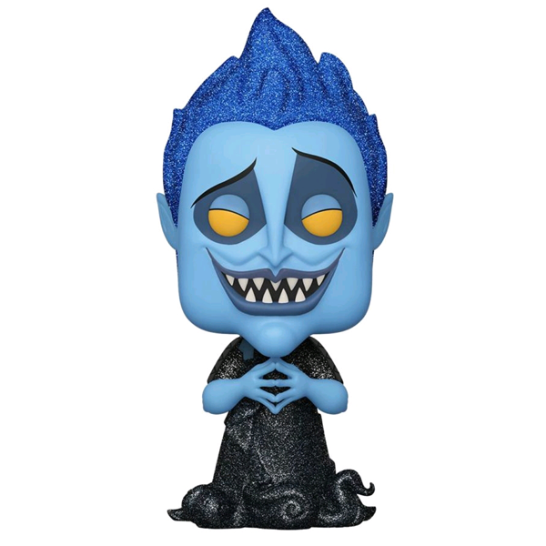 Disney - Hades Diamond Glitter US Exclusive Pop! Vinyl Figure