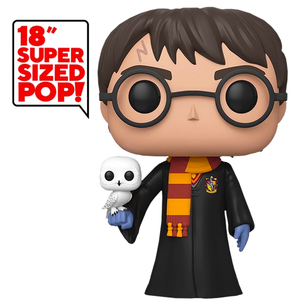 "Harry Potter - Harry Potter 18"" Pop! Vinyl Figure"