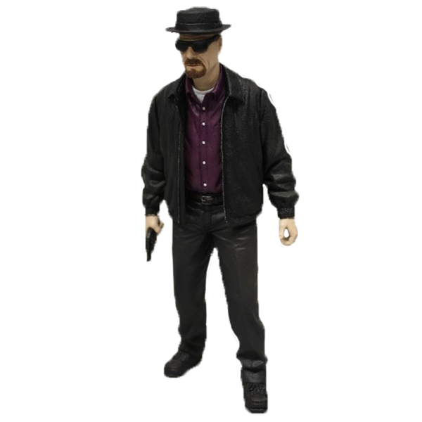 "Breaking Bad - Heisenberg 12"" Action Figure"