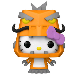 Hello Kitty - Hello Kitty Mecha Kaiju Pop! Vinyl Figure
