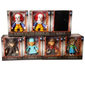 Horror - Action Vinyls - Window Box