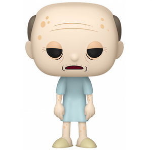 Rick and Morty - Hospice Morty Pop! Vinyl Figure