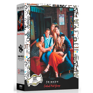 Friends - Jigsaw Puzzle 1000 Pieces Central Perk Group