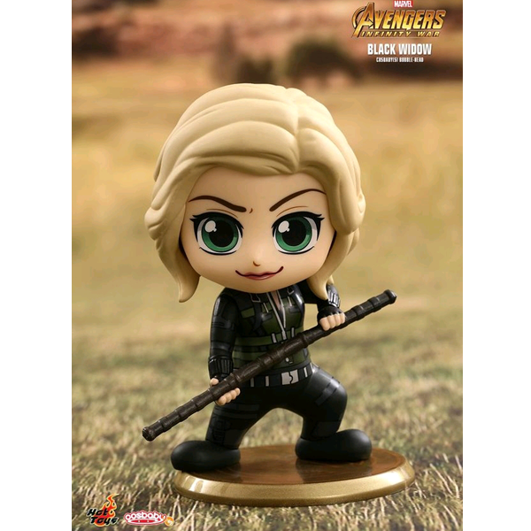 Avengers Infinity War - Black Widow Cosbaby