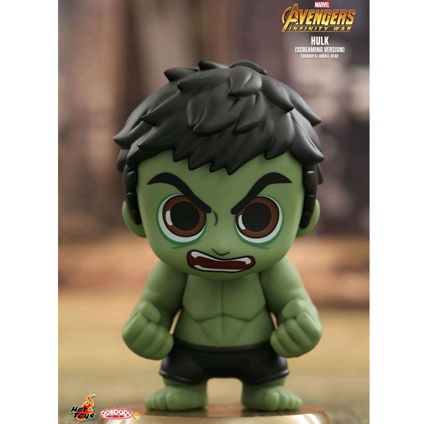 Avengers Infinity War - Hulk Screaming Cosbaby