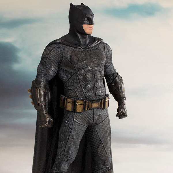 Justice League Movie - Batman 1:10 Scale ArtFX+ Statue