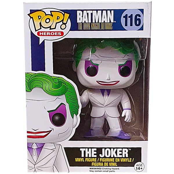 Batman The Dark Knight Returns - The Joker US Exclusive Pop! Vinyl Figure
