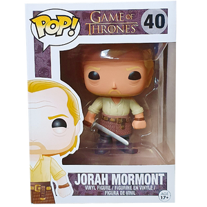 Game of Thrones - Jorah Mormont Pop! Vinyl Figure