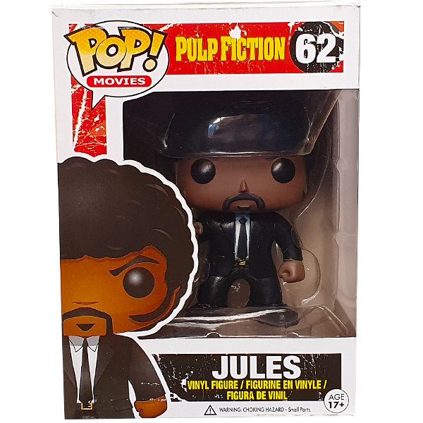 Pulp Fiction - Jules Pop! Vinyl Figure