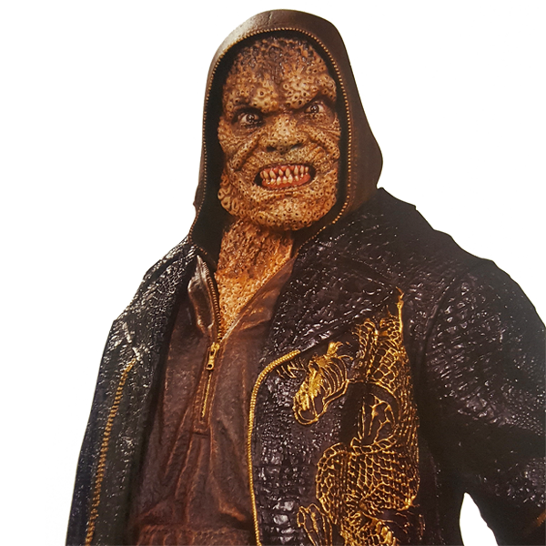 Suicide Squad - Killer Croc Statue - Display Model Last One
