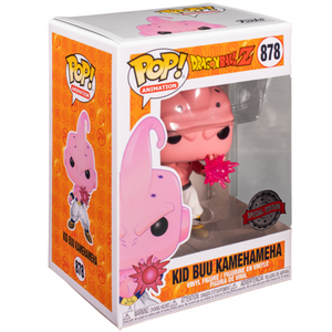 Dragon Ball Z - Kid Buu Kamehameha US Exclusive Pop! Vinyl Figure