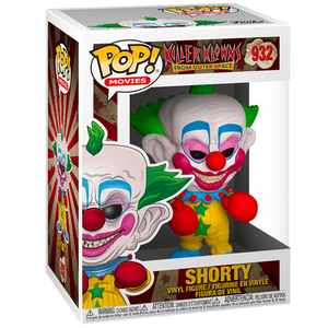 Killer Klowns from Outer Space - Shorty Pop! Vinyl Figure